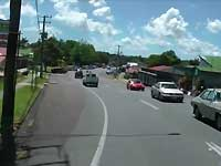 A quick return trip through Maleny's innerskirts